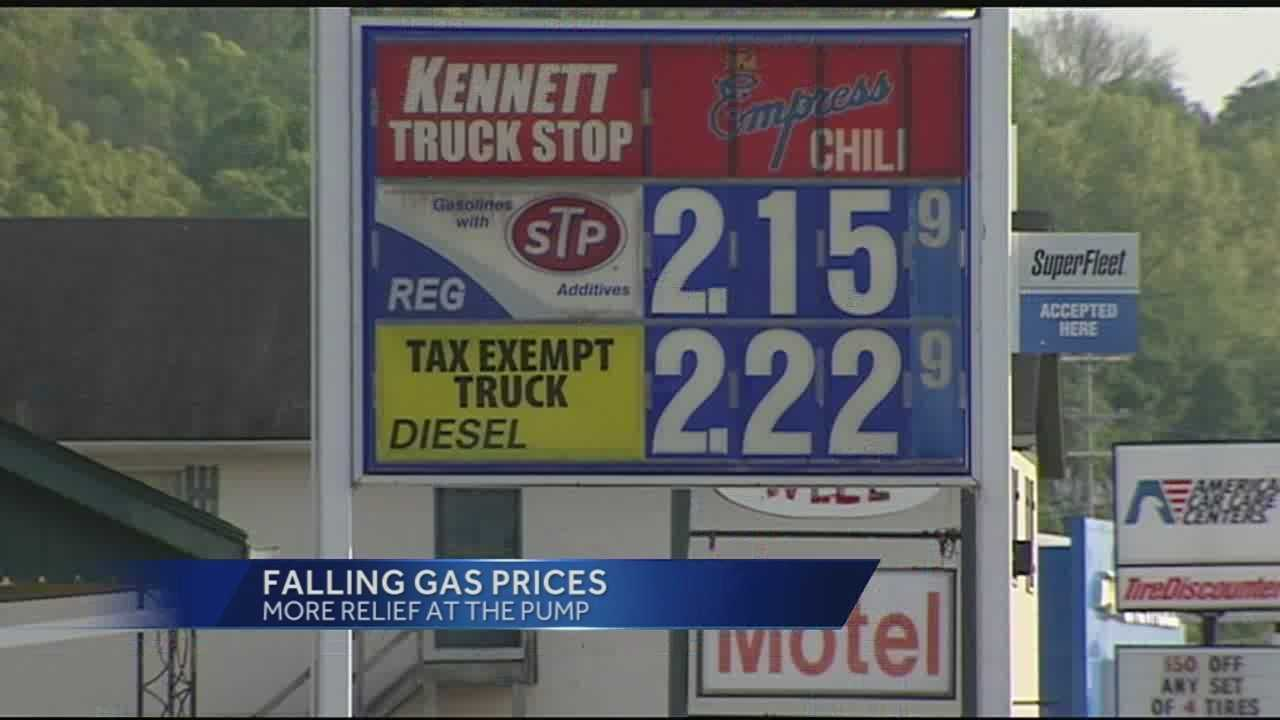 Price of crude oil poised to drop gas prices across Greater Cincinnati