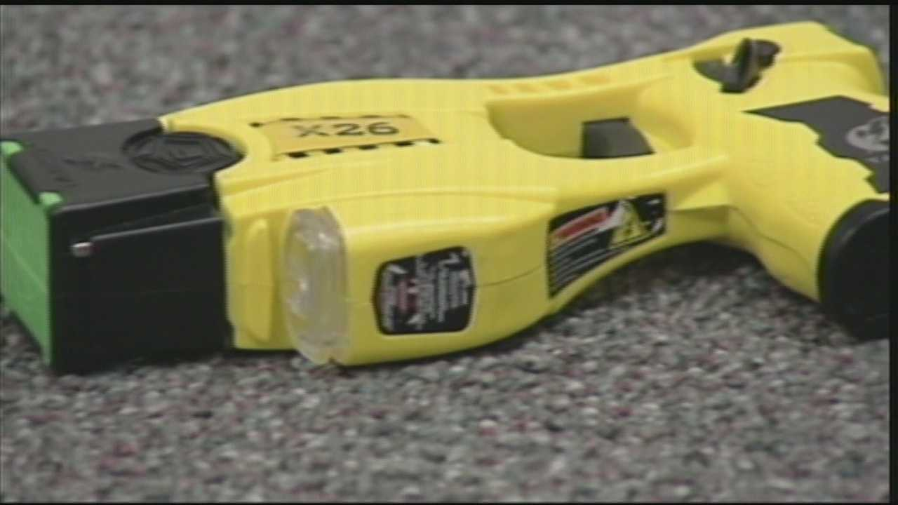 James Carney's death, after he was shocked by a Taser, is putting the electric shock weapons back in the spotlight.