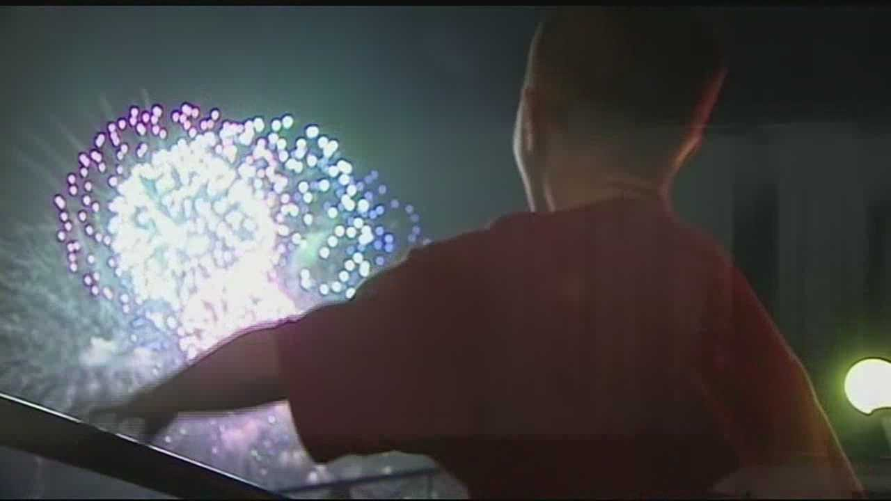 But as News 5 investigative reporter Todd Dykes discovered, without an official television partner for the Western & Southern/WEBN Fireworks show some people are concerned about the future of the fireworks show.