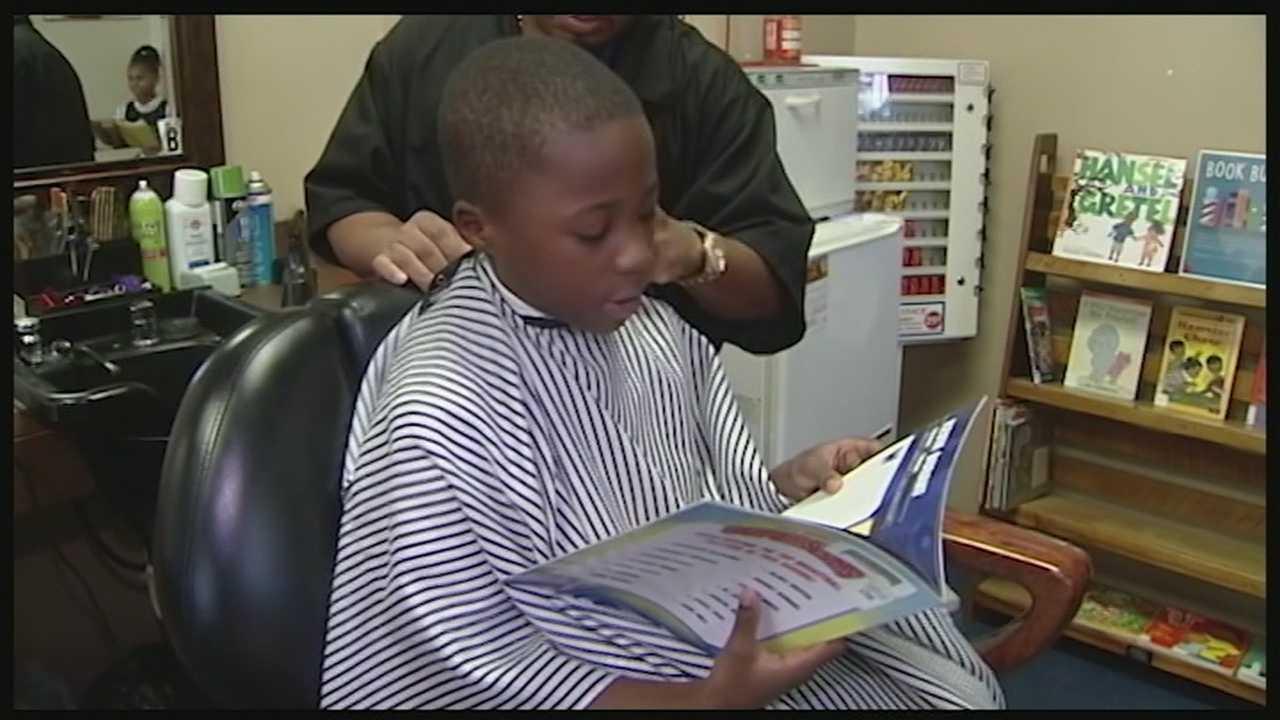 Avondale barber shops implement Book Buzz program