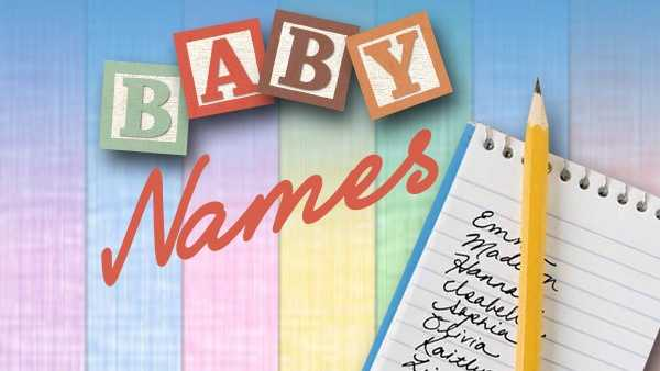 The website onlyinyourstate.com rated the 20 most popular baby names (10 boy, 10 girl) in the state of Ohio according to Social Security card application data.