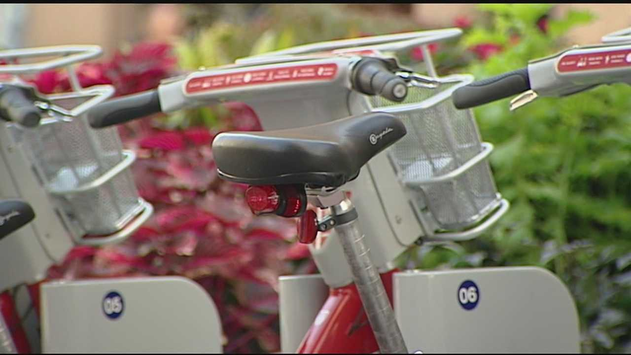 Red Bike is celebrating its first birthday Tuesday. It has been a tremendous rookie year for Greater Cincinnati's bike-share system.