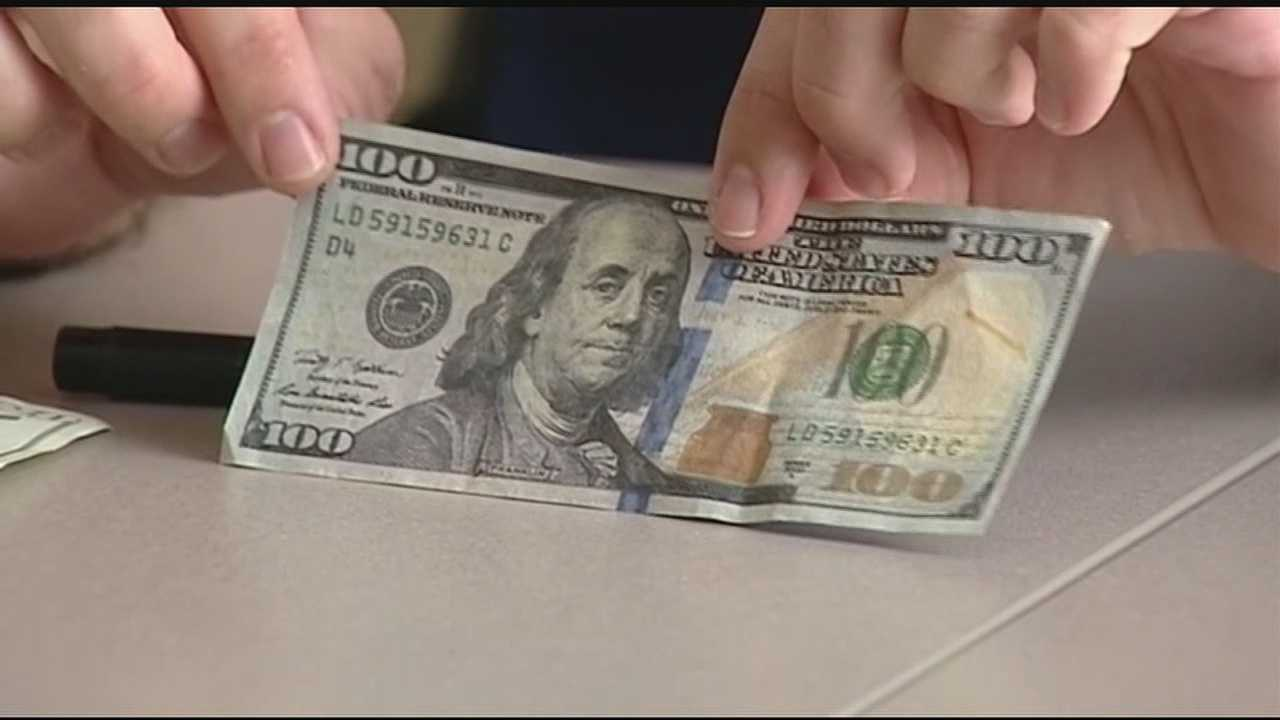 You can call them sweet tooth swindlers. Oxford police are sending out a warning about counterfeit $100 bills circulating around the college town.
