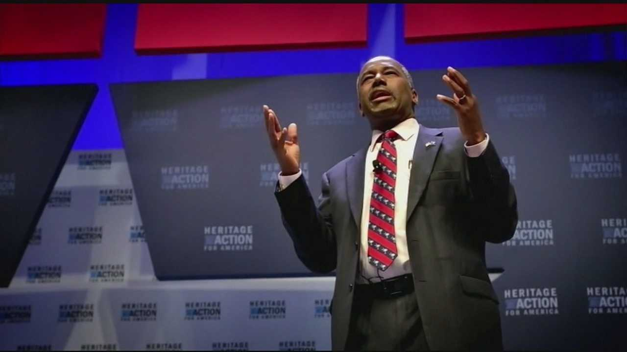 Dr. Ben Carson under fire after controversial Muslim comments