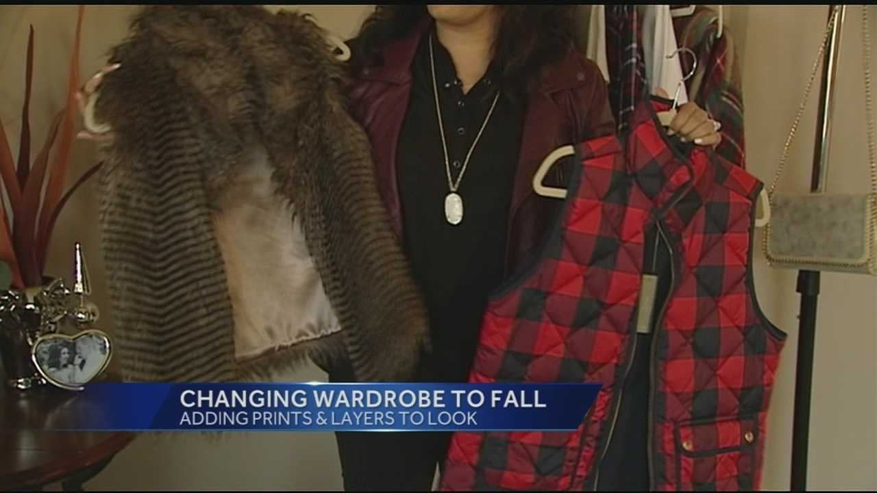 Fall is here, and that usually means some wardrobe changes.