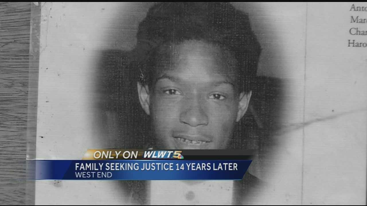 Family seeking justice in unsolved homicide 14 years after killing
