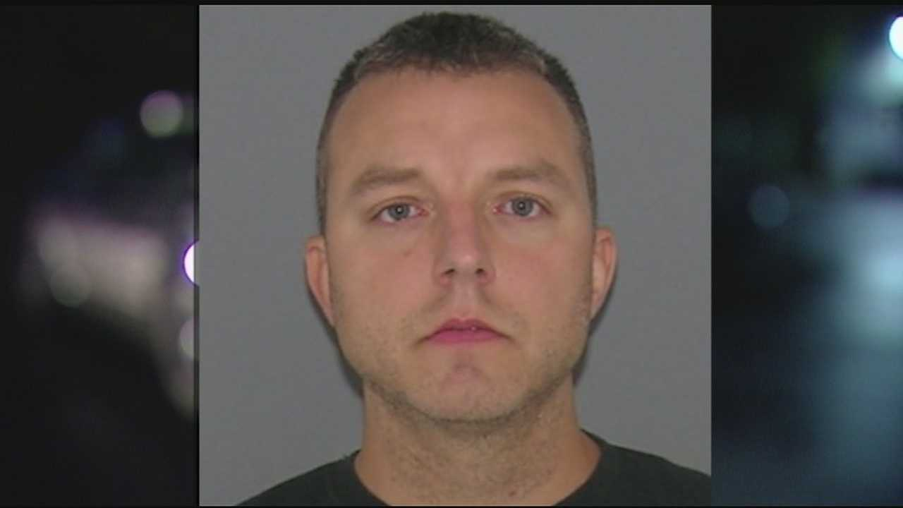 According to court documents, Christopher Sanger pointed a gun at his wife and threatened to kill her and would not let her leave their house during a domestic dispute.