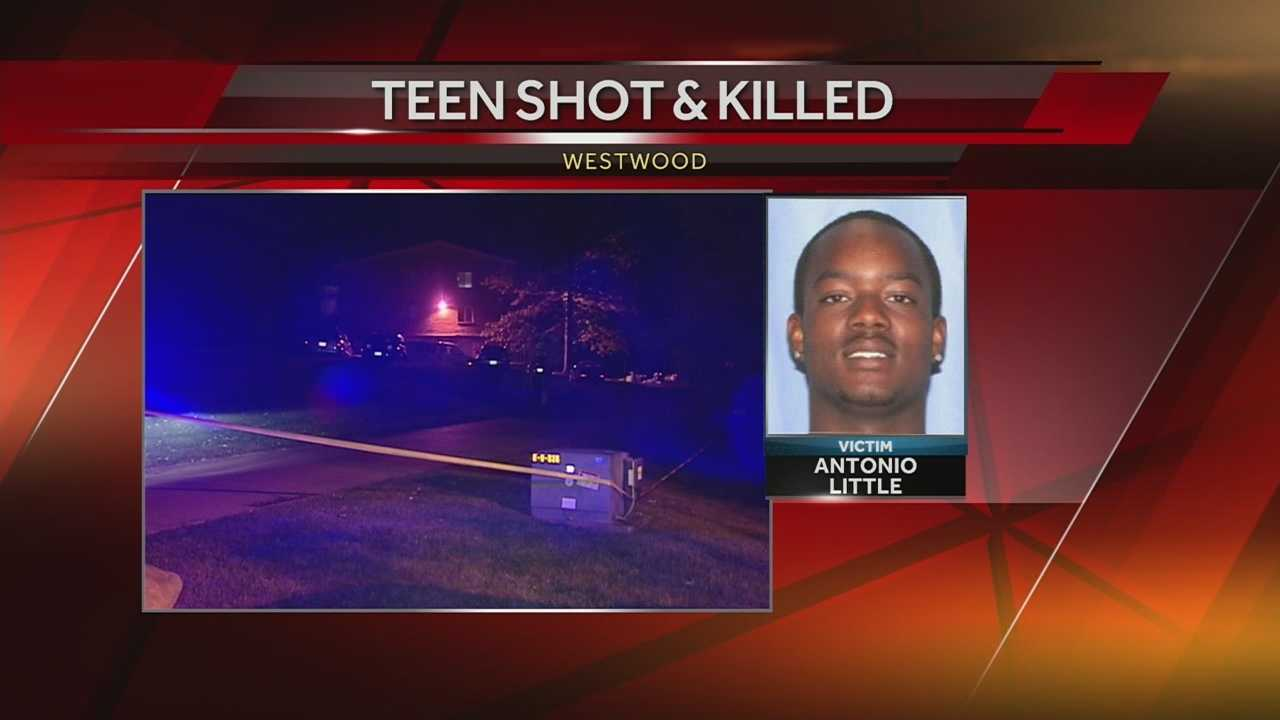 An 18-year-old man was killed and a 15-year-old wounded in a pair of Sunday shootings.