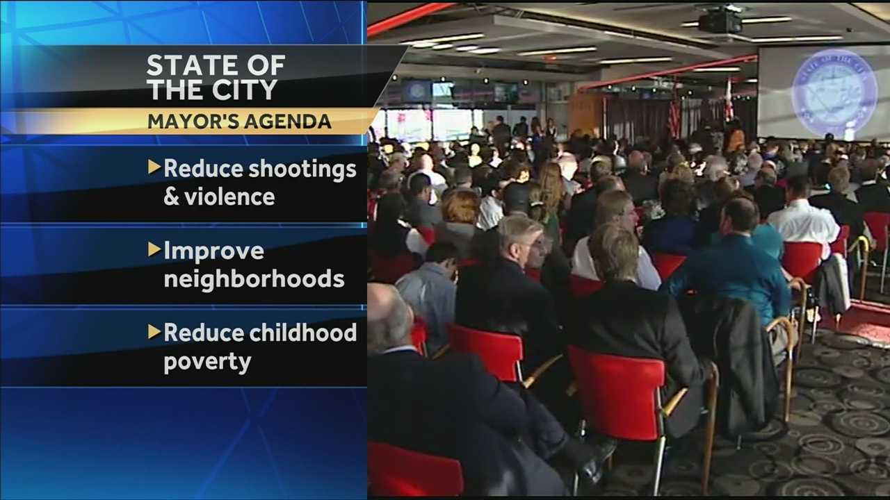 Mayor John Cranley presents 2nd State of the City Address