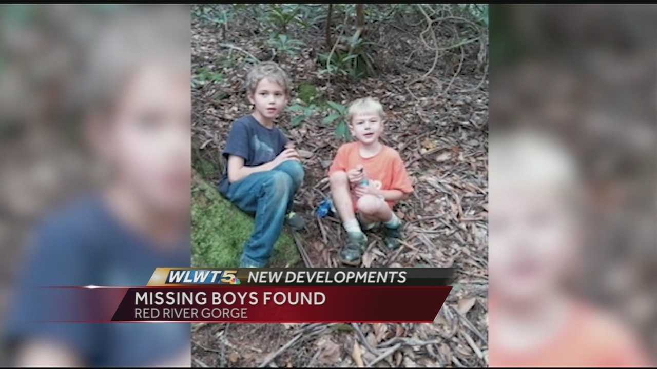 Michael Esposito, 5, and Adrian Ross, 7, were reported missing around 6 p.m. Thursday at Koomer Ridge campground near Mountain Parkway, officials said. The two cousins went missing while on a camping trip with family.