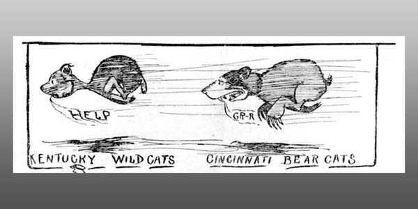 1914Photo via University of Cincinnati