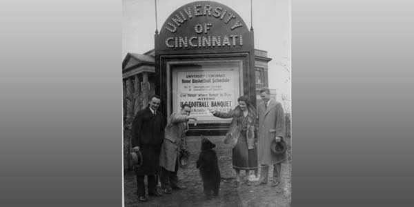 1931Photo via University of Cincinnati