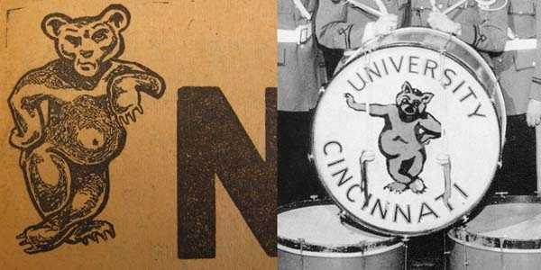 1953Photo via University of Cincinnati