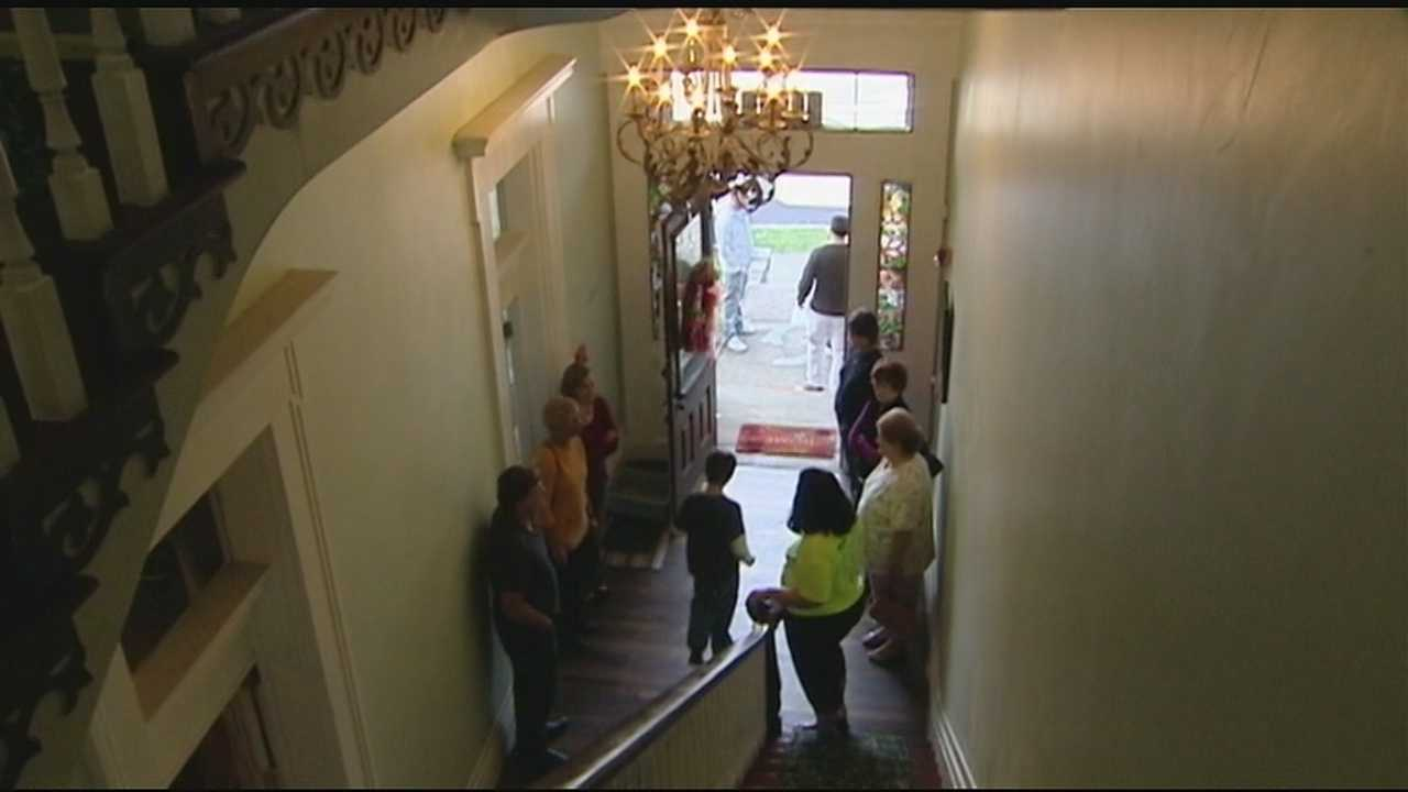 Reset Ministries opens women's house in Newport