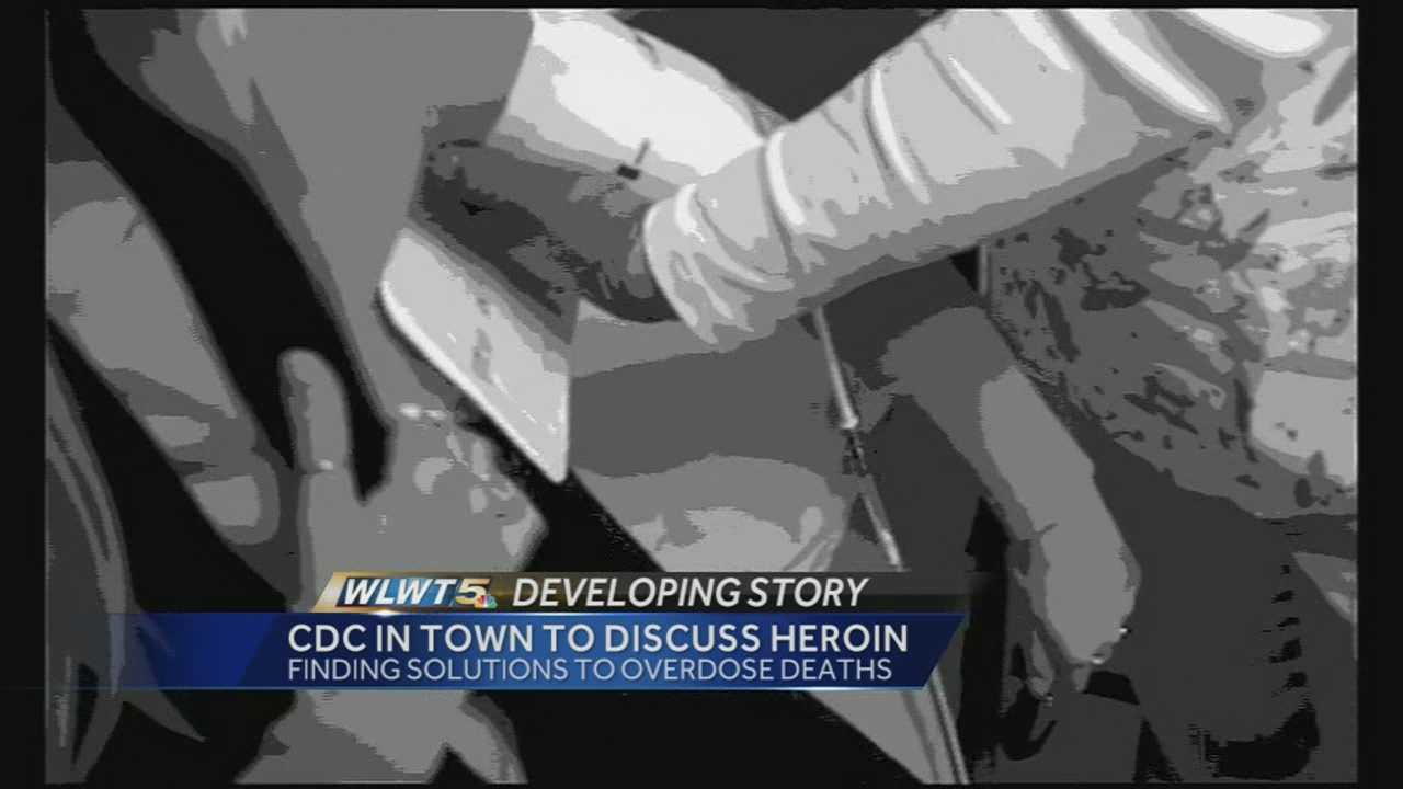 The Centers for Disease Control and Prevention is stepping in to help Ohio find solutions to a growing problem.