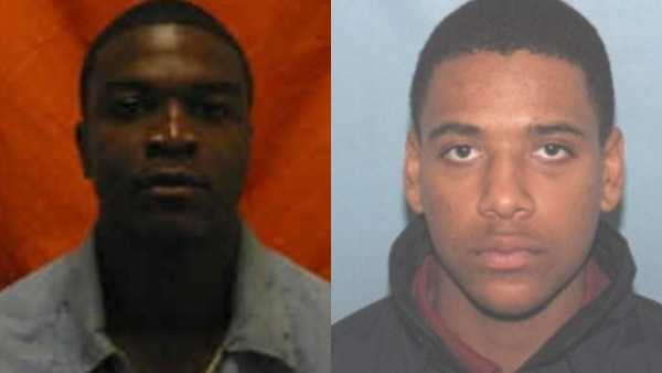 Marquel Tolliver (L) and Ray Wilson (R)