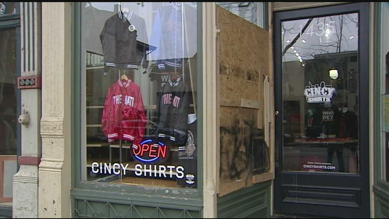 The Cincinnati Police Department is investigating two burglaries in Over-the-Rhine this week.