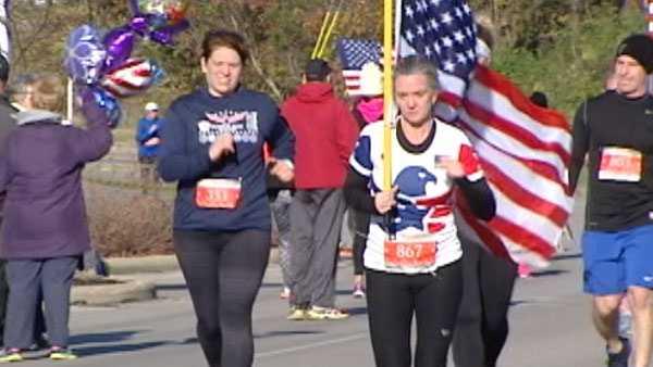 Honor Run Half Marathon