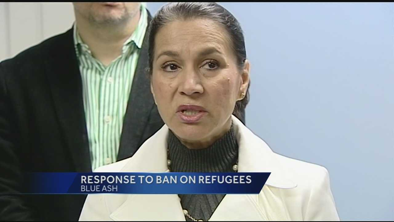 Muslim groups in Greater Cincinnati are speaking out on the proposed ban on refugees