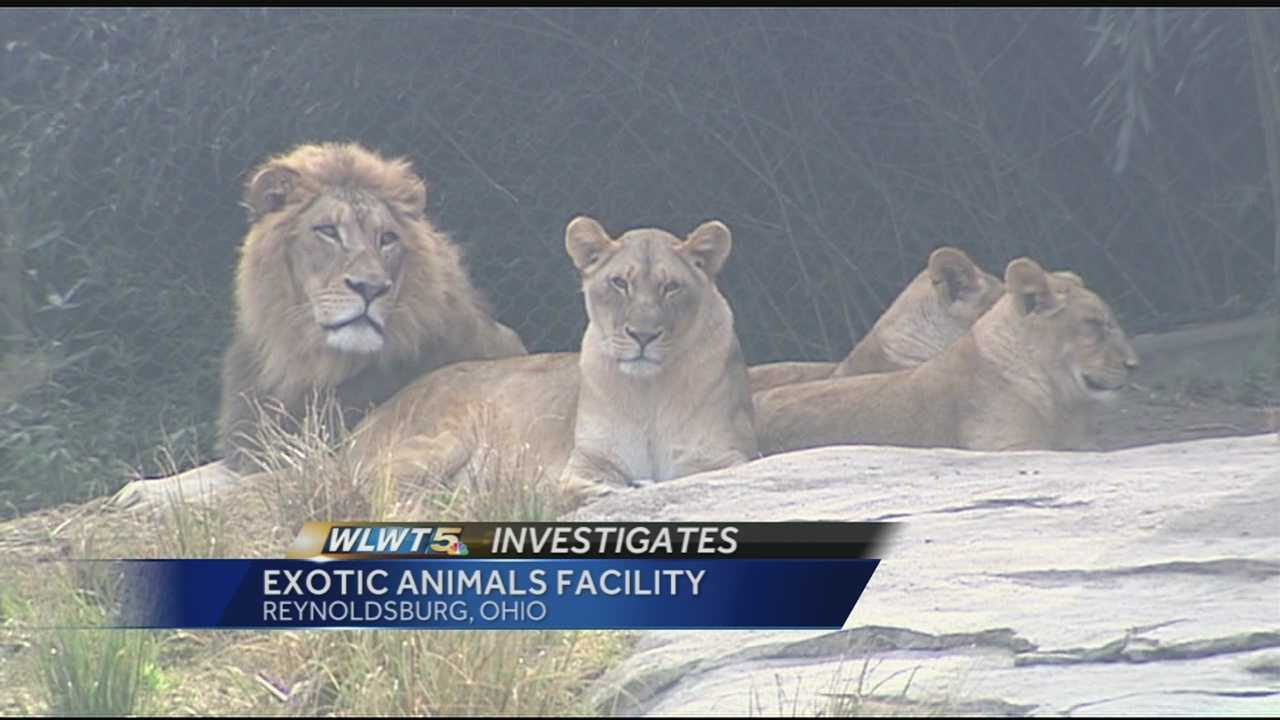 While it's been open for more than two years, few Ohioans have ever heard of the Dangerous Wild Animal Temporary Holding Facility until now.