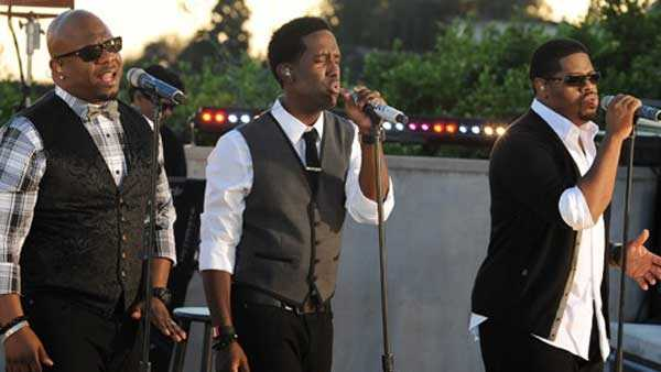Boyz II Men, via Flickr Creative Commons (Lunchbox LP)