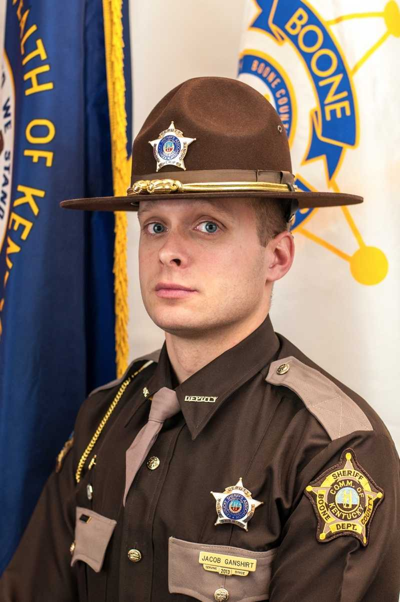 Deputy Jacob Ganshirt