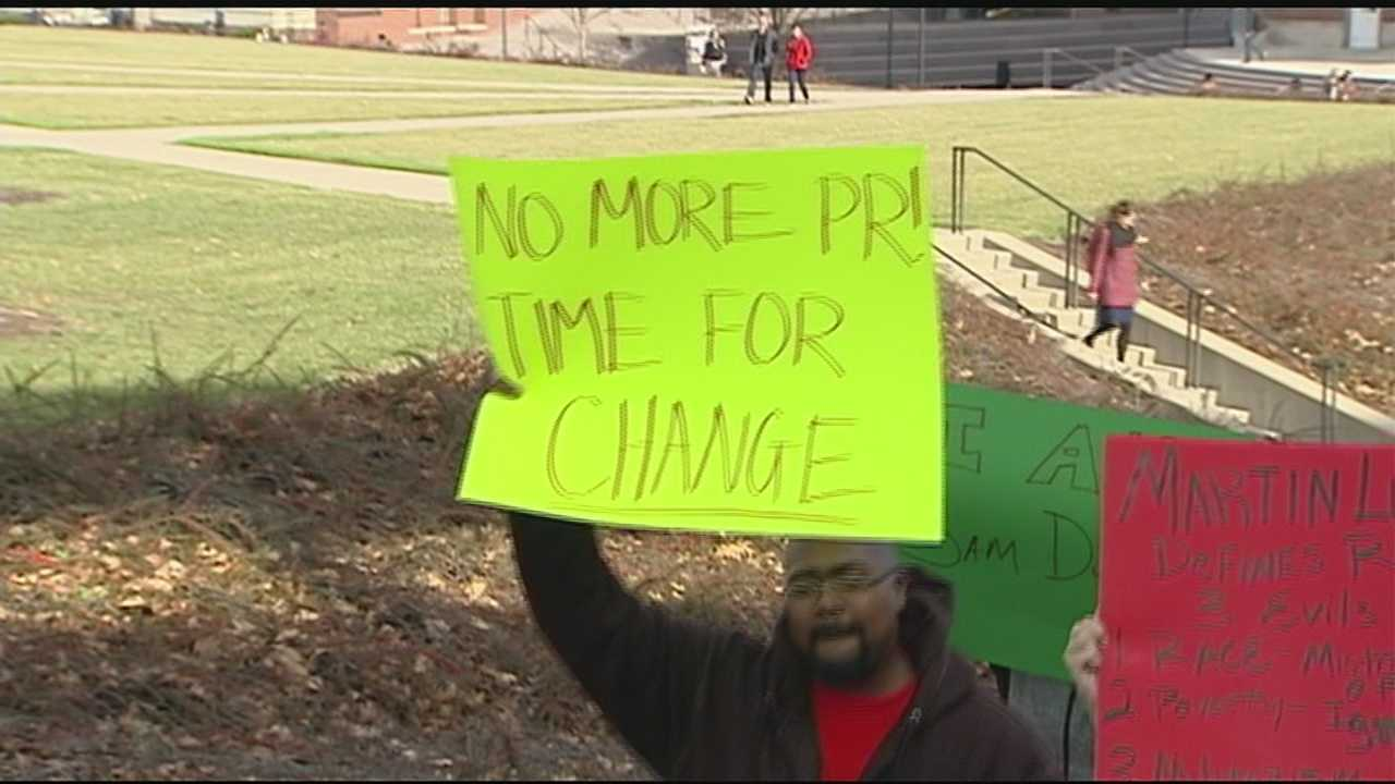 Black UC asking university to tackle issues they say have been brewing for years