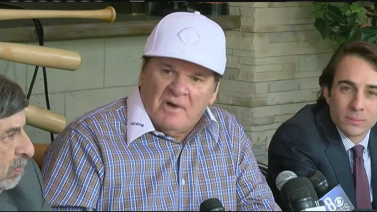 While the debate about Pete Rose's place in baseball continues, his push to be considered for the Hall of Fame has plenty of support in his hometown of Cincinnati.