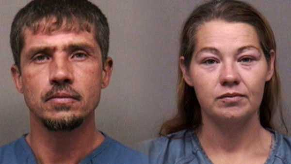 Jeffrey Carrington, 39, and Tequila Brown, 25, both of Mt. Orab, were arrested in late December.