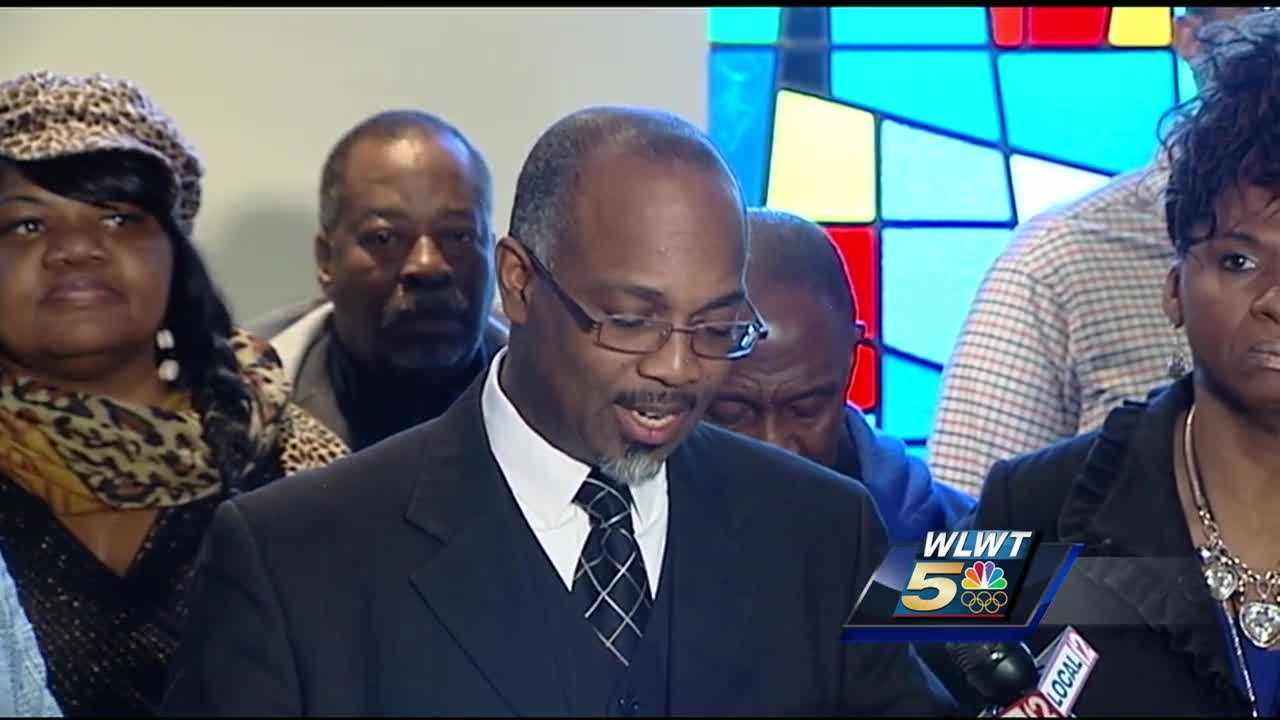 Two Cincinnati churches want young people to know they are not being ignored.