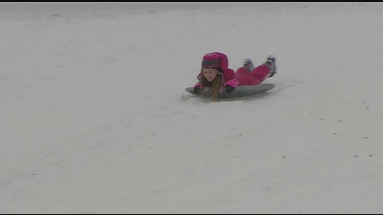 Waking up to a fresh covering of snow meant thousands of kids across the Tri-State had a snow day. Most of Warren and Butler counties had 3 to 5 inches of snow. Click here for snowfall totals by town.