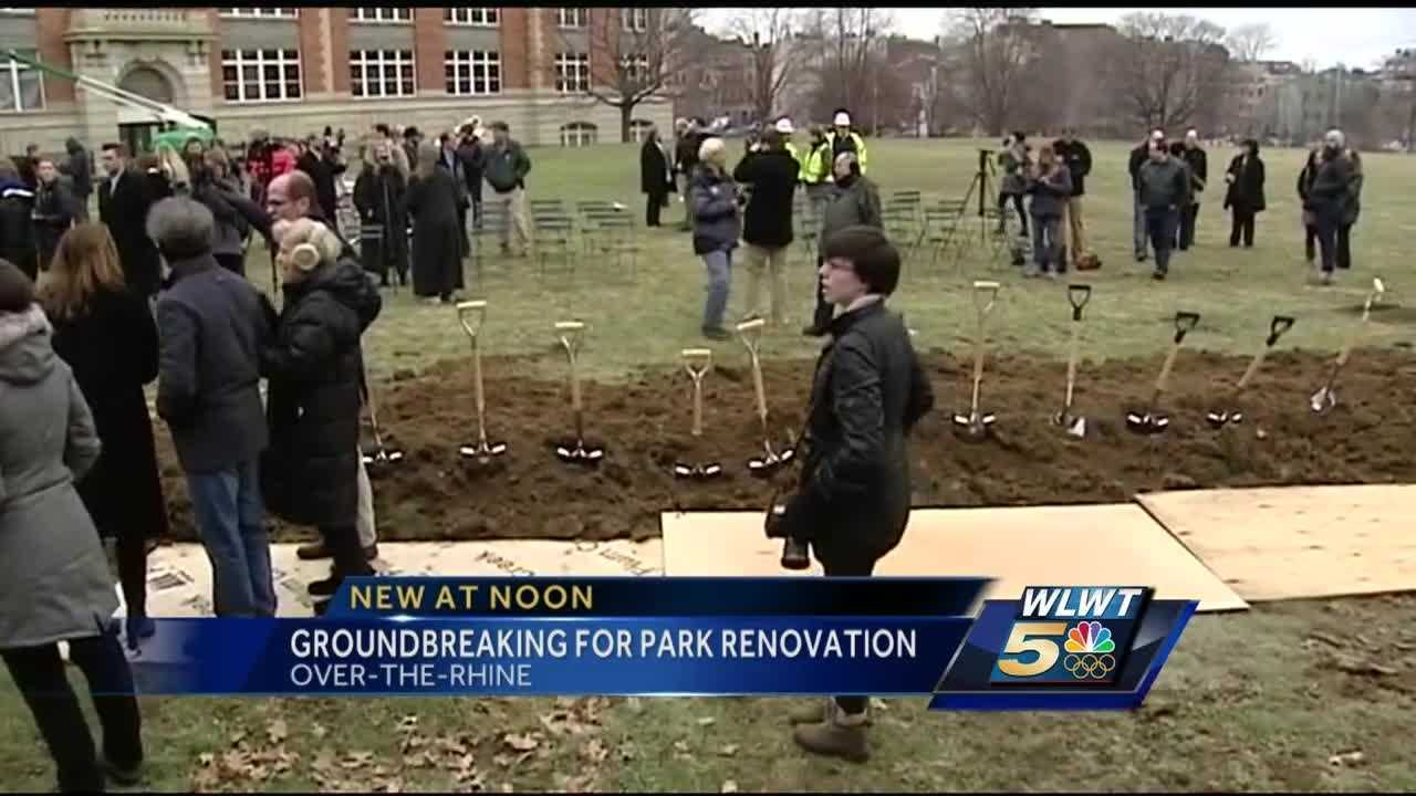 An OTR park is getting a facelift