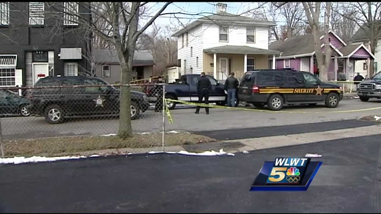 Willie O'Neal Brown, 59, said he was entertaining a few friends Tuesday afternoon at his home on Maple Street when two strangers walked through his front door with a knife.