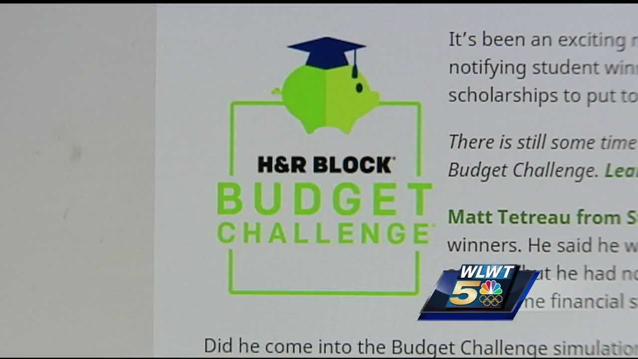 Six Madeira High School students win a nationwide competition to help them afford college and learn how to balance their budgets.