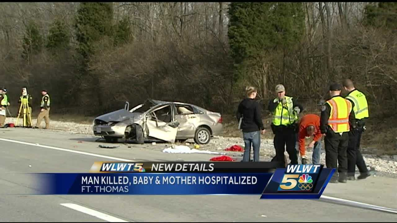 Drugs and/or speed may have played roles in a crash that left one person dead, ejected a child in a car seat and injured two others, police said.