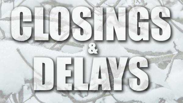 closings delays