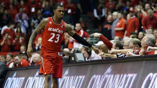 Cincinnati guard Sean Kilpatrick - March 6, 2014, in Cincinnati. (AP Photo/Al Behrman)