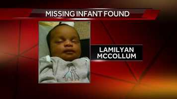 A baby who had been missing from a stolen car for more than 2 hours was returned to her mother March 3.