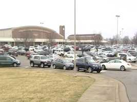 Long lines and snarled traffic were reported at Kenton, Boone and Campbell county caucus locations.
