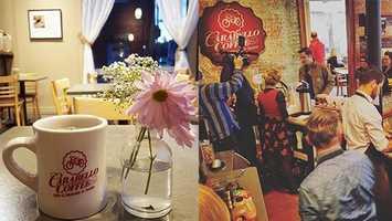#2Carabello Coffee