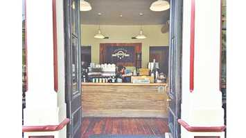"Address: 207 Woodward St, Cincinnati, OH 45202Website: www.collectiveespresso.comMost popular drink?""We make a lot of Cortados, which are equal parts steamed milk and espresso served in a Gibraltar glass. In the summer we serve espresso lemonade, which is exactly what it sounds like. Lemonade with a shot of espresso served over ice!"""