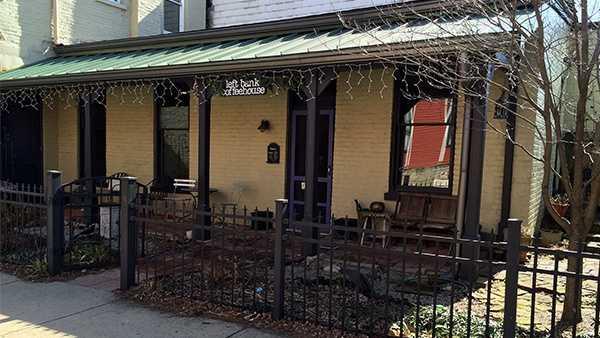 #5 Left Bank Coffeehouse