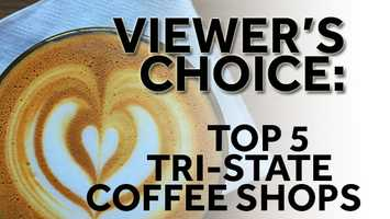 WLWT asked you to vote on your favorite coffee shops in Greater Cincinnati. Check out the results!