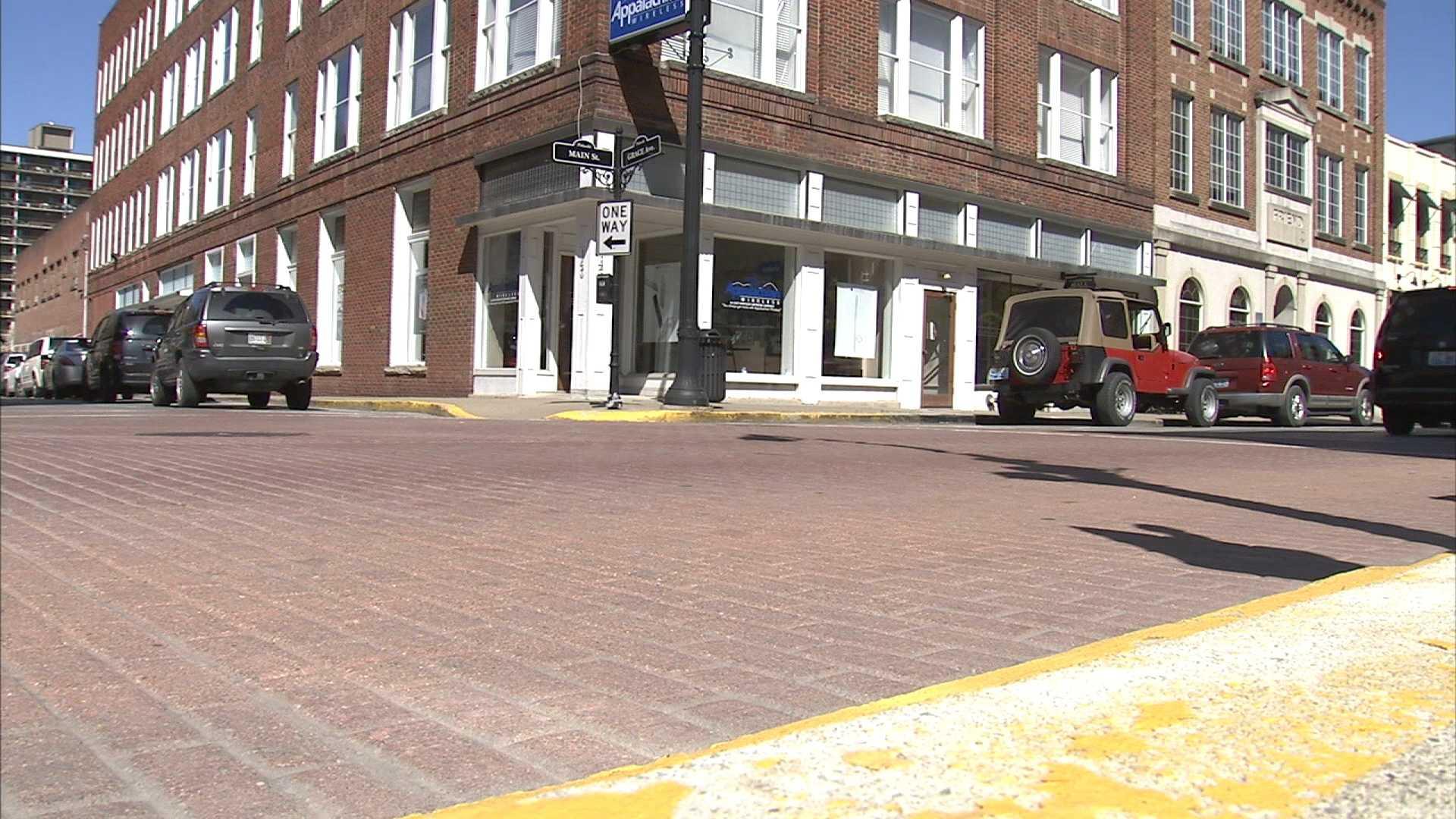 Scene where two men were found dead in Pikeville