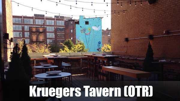 More information on Kruegers Tavern