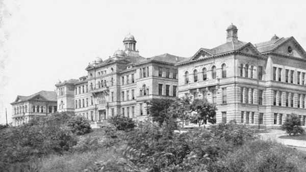 University of Cincinnati,Circa 1918