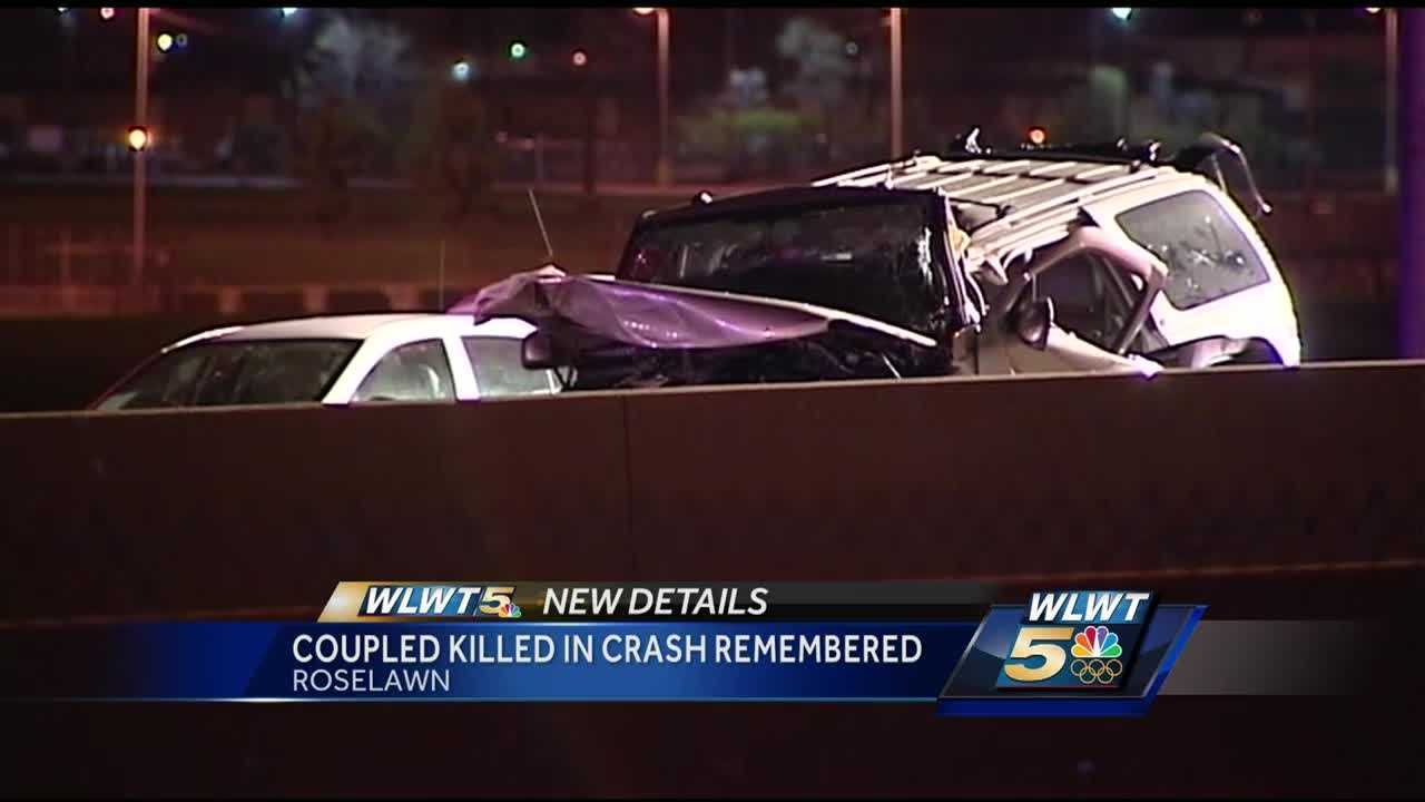 A couple killed by a wrong-way driver on Interstate 75 Friday morning were business owners in the Cincinnati community.