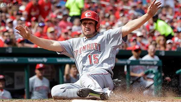Reds v. Cardinals - AP Image