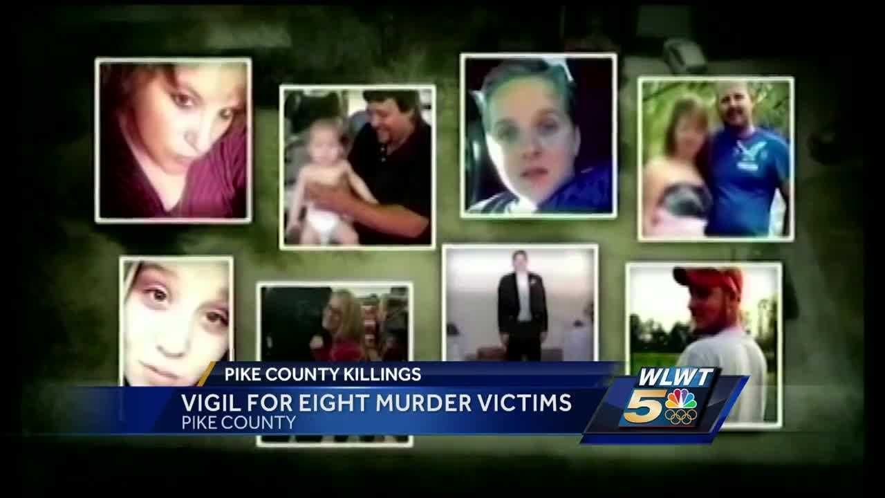 The Pike County community plans to come together Friday night to remember the eight people who were found dead one week ago.