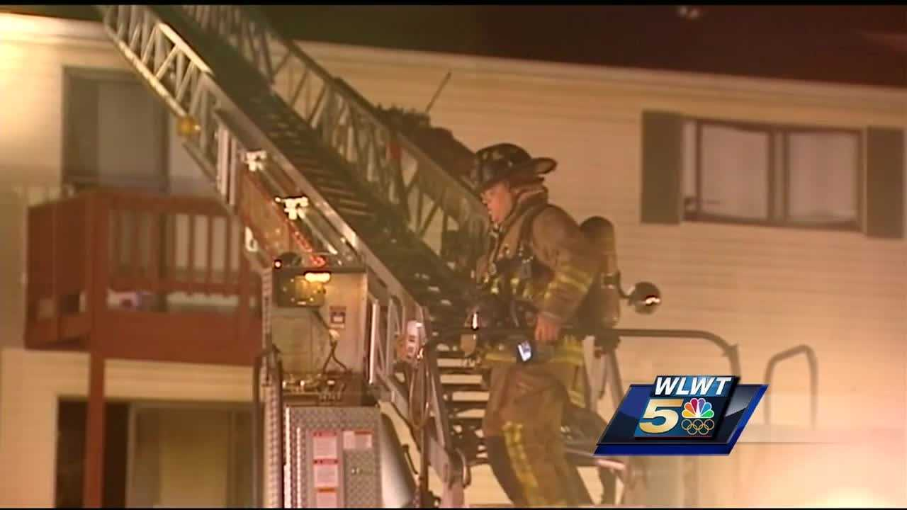 Three people died in an apartment fire early Wednesday morning.